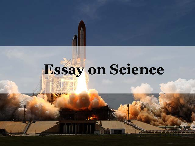 Essay science